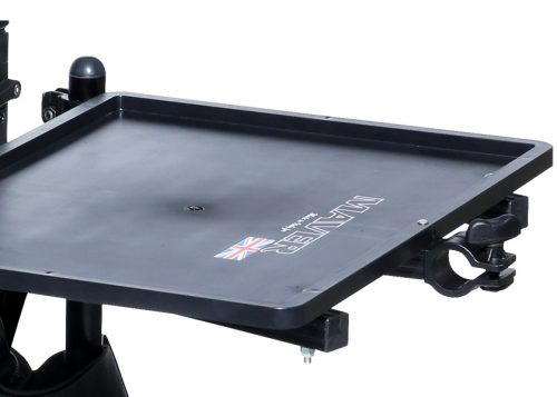 S4 double arm side tray