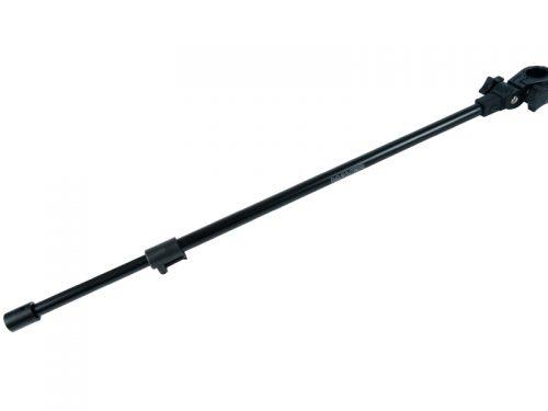 Signature extendable rod rest