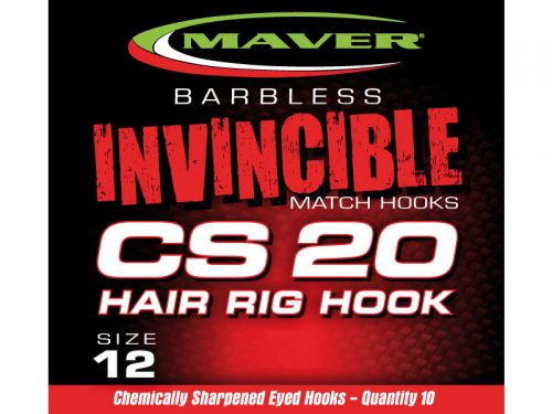 Invincible CS20 hooks