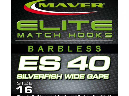 Elite ES40 hooks