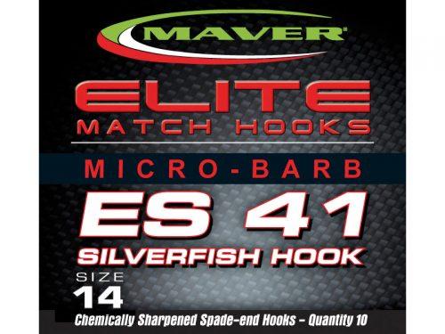 Elite ES41 hooks