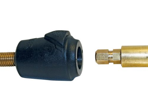 Hex lock adaptor