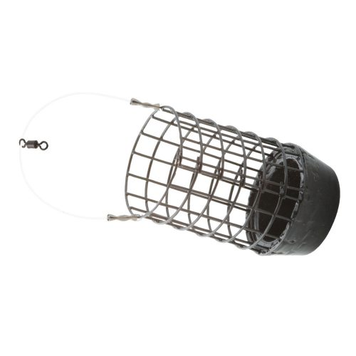 Distance cage feeders