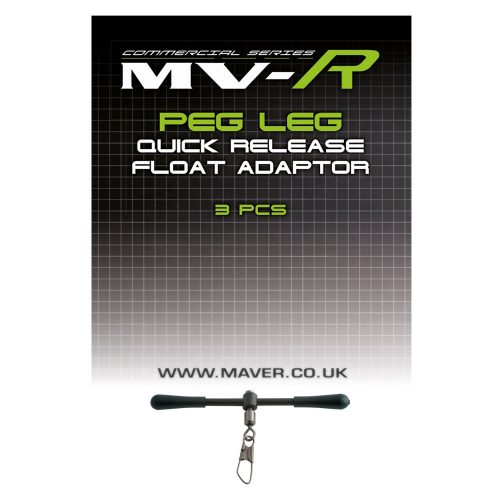 MVR peg leg quick release float adaptor